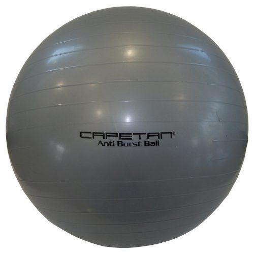 Capetan® Classic   Gimnasztikai labda (65cm, ezüst színben)