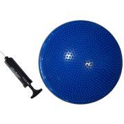 Capetan® Sitter | Dinamikus ülőpárna (33x7cm, kék színben, kézipumpával)