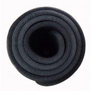 Capetan® Professional Line | NBR fitnesz szőnyeg  (179x59x0,8cm, fekete színben)