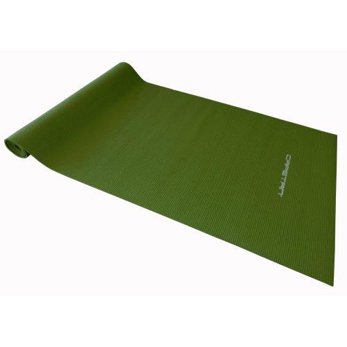 Capetan®   Jógaszőnyeg (173x61x0,4cm, zöld színben)