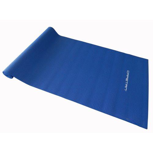 Capetan®  Jógaszőnyeg (173x61x0,5cm, kék színben)