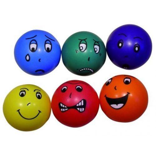 Hangulat mimika labda szett 6 darabos
