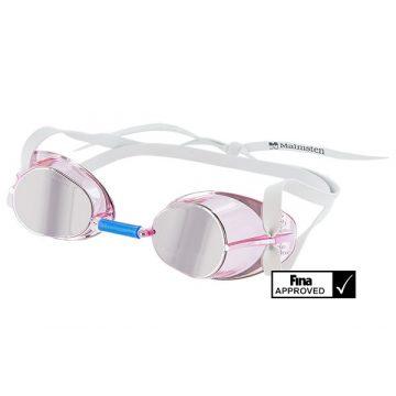Svéd úszószemüveg Silver antifog tükrös metallic lencse 156de99ccc