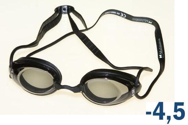 Dioptriás úszószemüveg lencse -3.00 f65cd1ad68