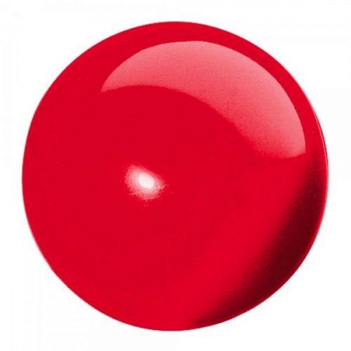 Standard gimnasztikai labda  (75 cm, piros színben)