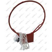 TacticSport   Kosárgyűrű (hálóval, 10mm átm. Fémből)
