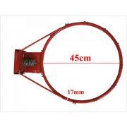 TacticSport | Kosárgyűrű hálóval (16mm átm. Fémből)