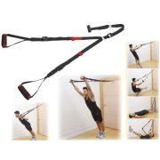 Multitréner kötél (tréner otthoni használatra ajtó horgonnyal)