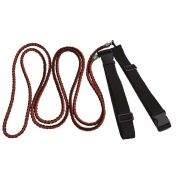 Multi Trainer kötéltréner derékra csatolható, páros edzésekhez ellenállás pánt cca. 5m hosszú