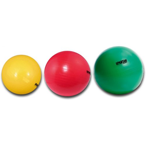 Gyermek gimnasztikai labda (standard anyagból,  45cm)