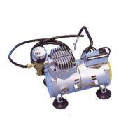 Labdafújó kompresszor (220 V hálózatról működtethető)