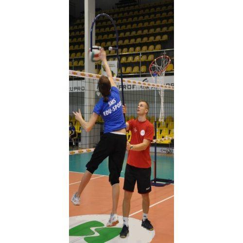 Röplabda  tréning edzéssegítő -   röplabda adogató