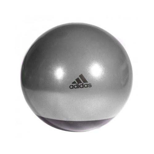 Adidas 65cm Premium gimnasztika labda sötétszürke színben