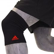 Adidas térdvédő elasztikus, M