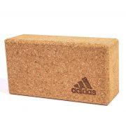 Adidas parafa jóga kocka, 22.8 x 12 x 7.5 cm, yoga blokk
