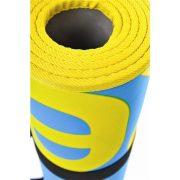 Reebok 173 x 61 x 0,6cm premium tornaszőnyeg hordfüllel Cián színben