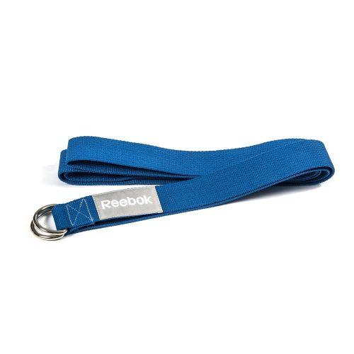Reebok 2,5m hosszú yoga szalag kék színben
