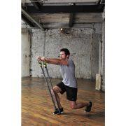 Reebok Professional Studio fitnesz tube bevonattal 1-es erősség (gyenge)