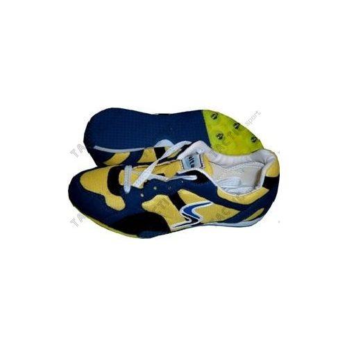 Távolugró cipő Salta, utolsó pár kék-citromsárga 35-ös