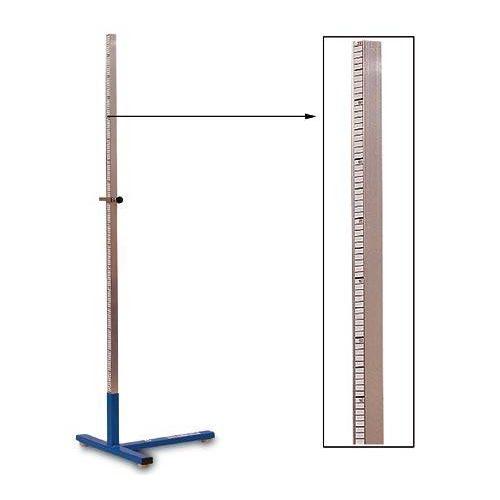 Jelzőcsík pár magasugróállványra 300 cm-ig
