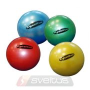 Soft Ball, Overball Sveltus, pilates  torna labda 25 cm lila