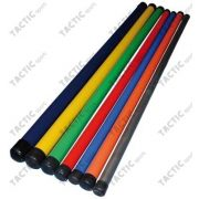 Nehezített tornabot 2 kg fitnesz gyakorlatokhoz, 105x2,6 cm , kék
