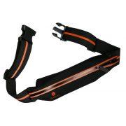 Sveltus® Futóöv mobiltelefonhoz, zippes okostelefon pánt 65-110cm derékmérethez