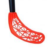 Acito Field Poppis   Floorball ütő (senior 95/108 cm színes fejű műanyag floorball ütő élénk színű fejjel)