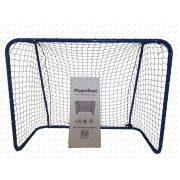Player Goal Acito   Floorball kapu (115x90x50 cm, univerzális kiskapu hálótartó merevítővel és hálóval extra stabil)