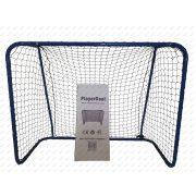 Player Goal Acito | Floorball kapu (115x90x50 cm, univerzális kiskapu hálótartó merevítővel és hálóval extra stabil)