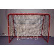 Maxigoal | Floorball kapu (160x115x65 cm, hálóval, fém kivitel)