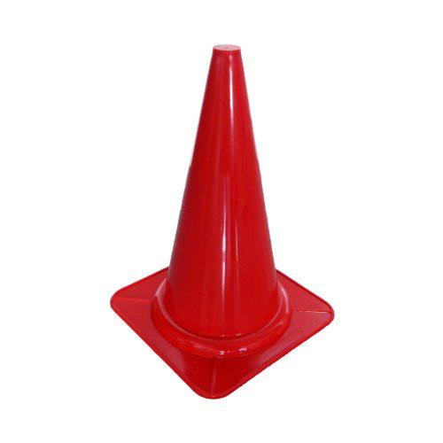 Rugalmas gumiboja (28 cm magas - piros színben)