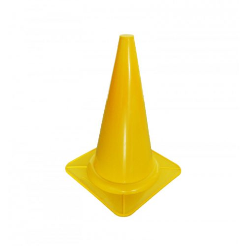 Rugalmas gumiboja (28 cm magas - sárga színben)