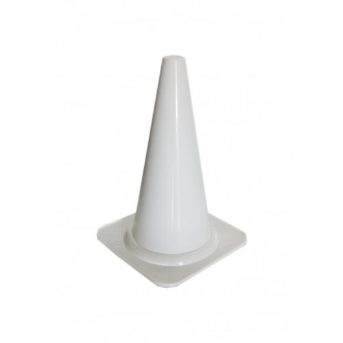 Rugalmas gumiboja (40 cm magas - fehér színben)
