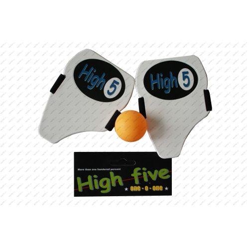 HIGH5   Pingpong szett (2 db tenyérütő, 1 db labda)