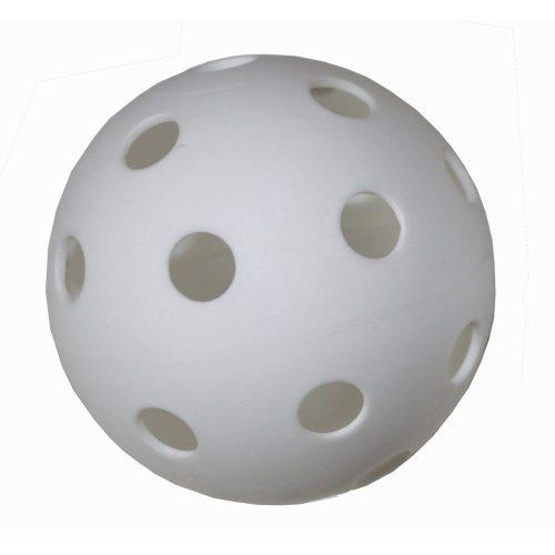 Acito | Szabvány floorball labda (versenylabda méret, fehér színben)