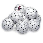 Labdatartó hurkolt háló 18-20 labdához