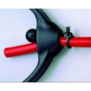 Gyakorló kötél (fitness tube, állítható hosszal)