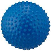 Masszázslabda  (erős szenzorikus hatás, 20 cm átmérő, kék színben)