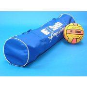 Csapat cilinder táska labdákhoz (105x24cm, 5 labda tárolására, szállítására)