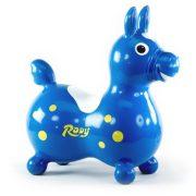 Cavallo Rody | Ugráló állat gyerekjárék - lovacska sárga színben