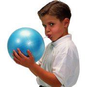 Mini Soft Ball  gyermek szoftball labda, kifutó termék a készlet erejéig, méret 17-20cm
