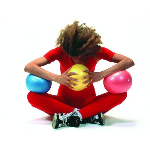 Soft Ball | Puha tornalabda, body ball (kék vagy sárga színben)
