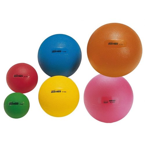 Gymnic Heavymed | Gumi medicinlabda (3 kg, 10 cm átmérő)
