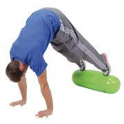 Training Roll | Edzőhenger (24cmx70cm, lime zöld színben)