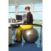 Sitsolution junior ülőlabda 55 cm - fekete gyémánt standard anyagból