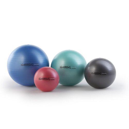 Pezzi gimnasztika labda maxafe, 42cm mentazöld színben