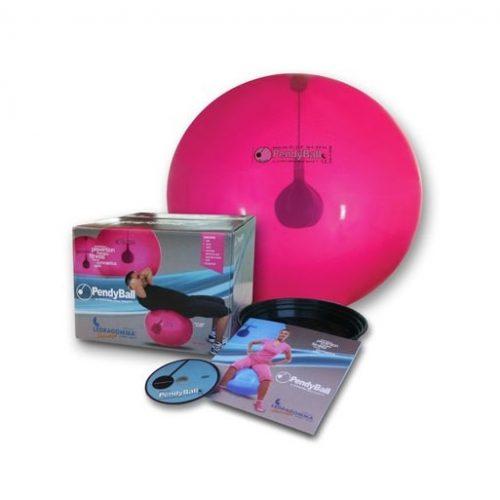 PendyBall 2 kg (pink) - 55 cm