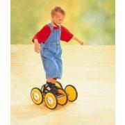 Classic Pedalo ( Dupla Pedalo ), fa gördülő roller, pedalo®