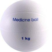 Vízen úszó medicinlabda (1 kg, PVC, vízi medicinlabda)